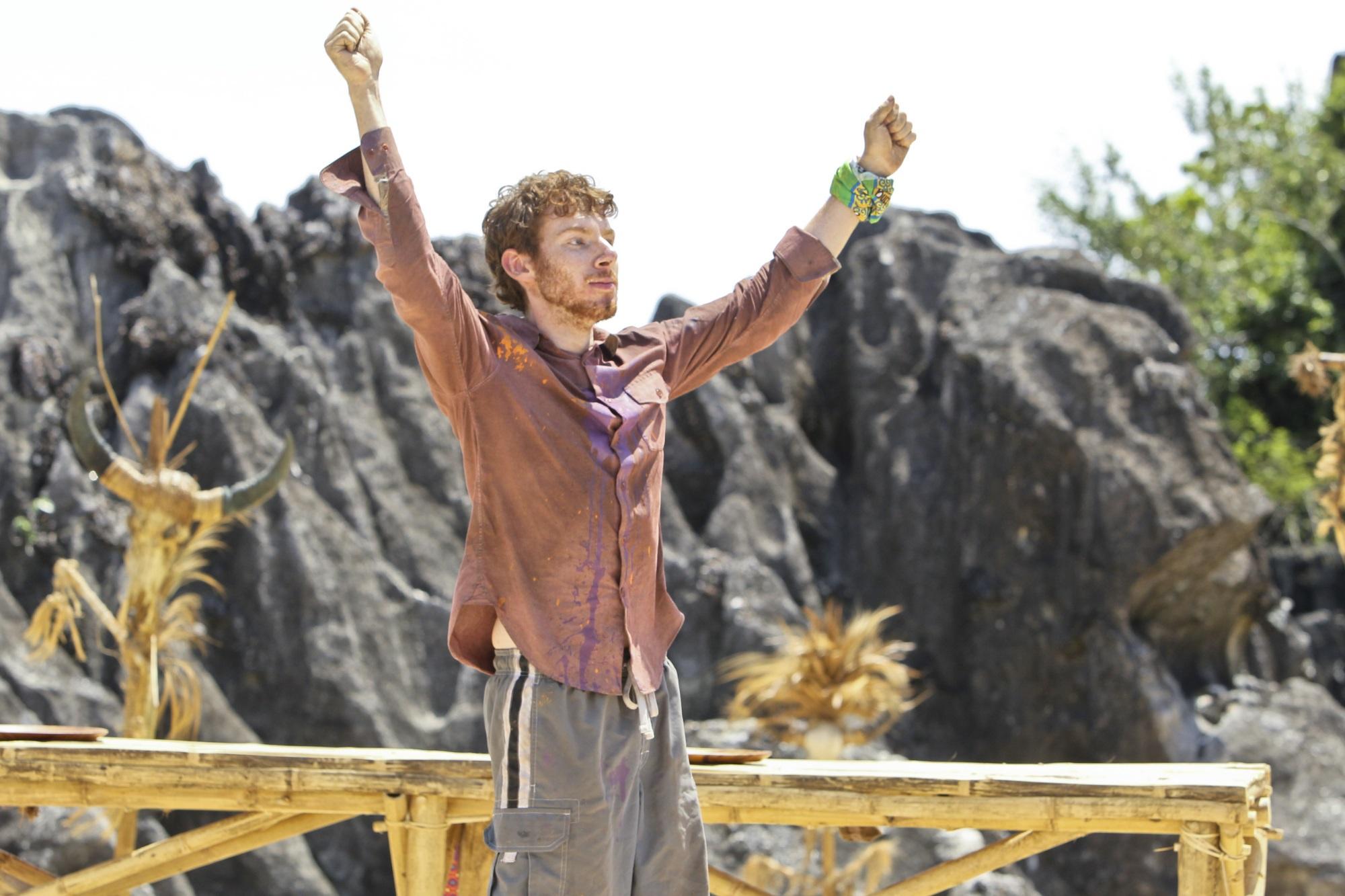 'Survivor' star John Cochran