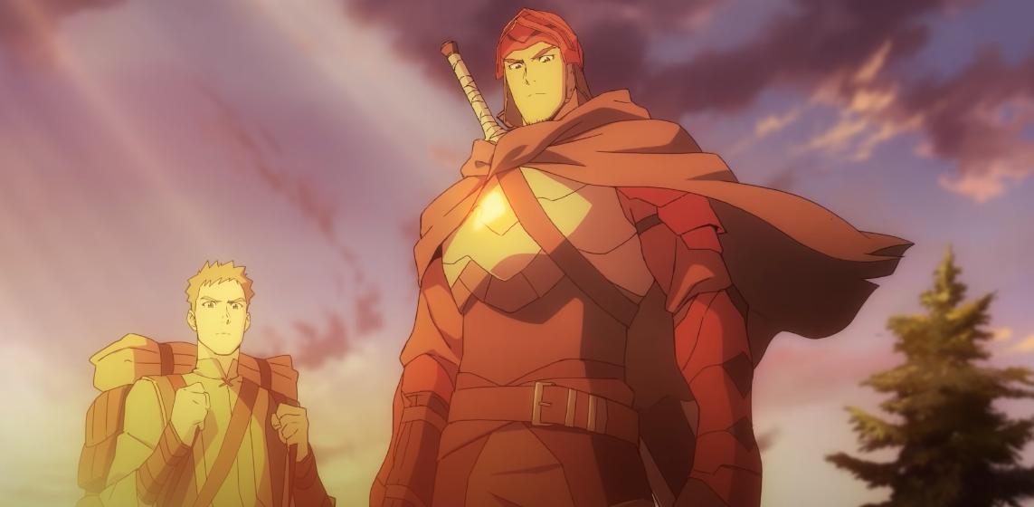 Netflix and Valve announce 'Dota 2' anime, 'DOTA: Dragon's Blood' featuring Dragon Knight