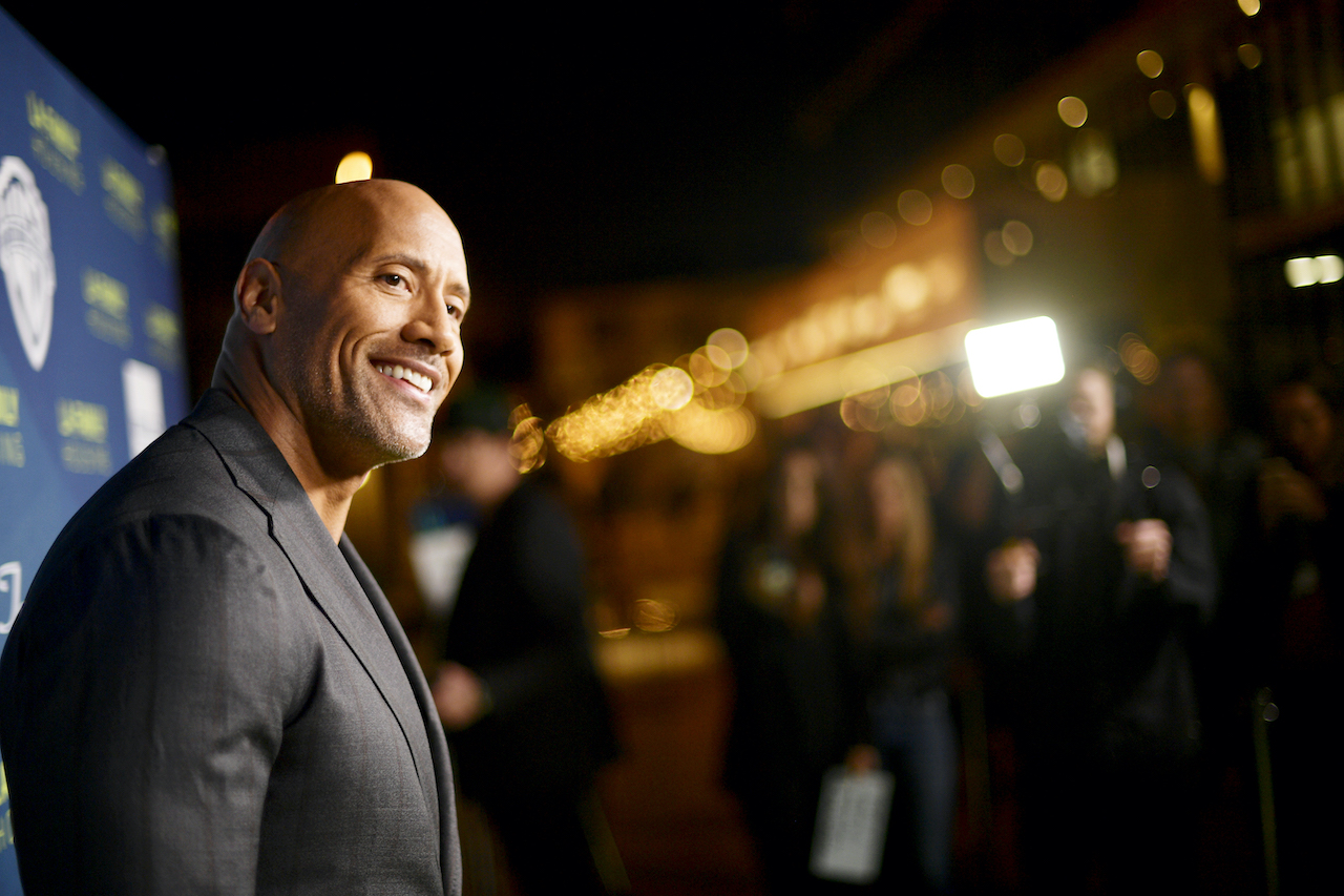 Dwayne 'The Rock' Johnson Used To Wrestle at Flea Markets and Used Car Dealerships Before He Made it Big