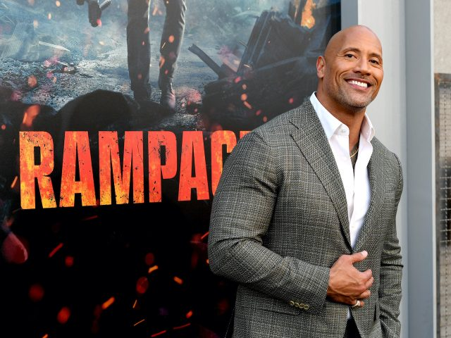 Dwayne 'The Rock' Johnson's Uncle Once Bit a Fan's Nose Off in a Fight