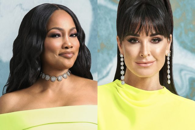 'RHOBH': Kyle Richards Denies Dissing Garcelle Beauvais in Cast Trip Photo
