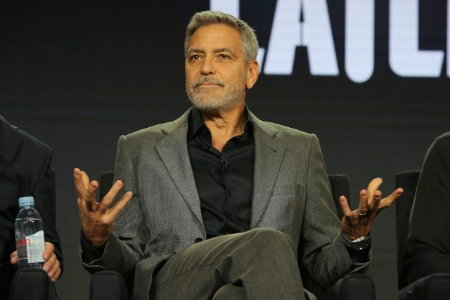 George Clooney Reveals Why He Stepped Away From Acting For 4 Years