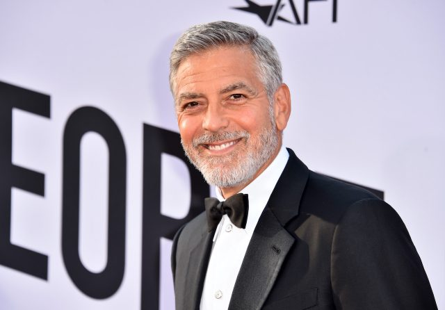 George Clooney Used To 'Pretend To Be an Agent' and 'Pitch' Himself