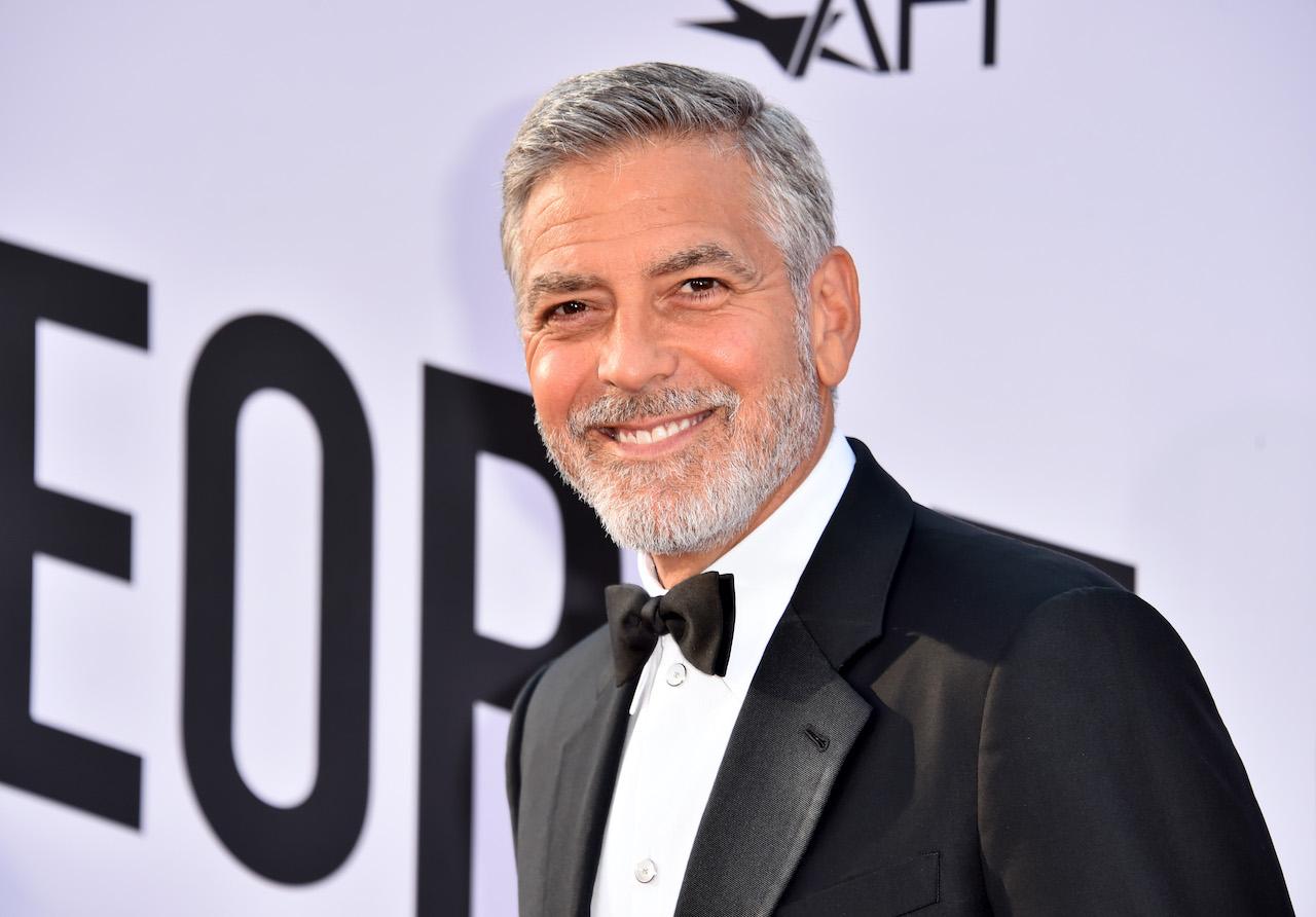 George Clooney Filme Und Fernsehsendungen