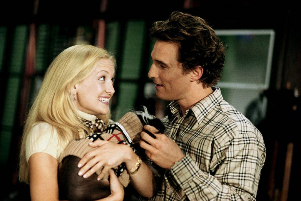 Kate Hudson and Matthew McConaughey in 'How to Lose a Guy in 10 Days'   Paramount Pictures