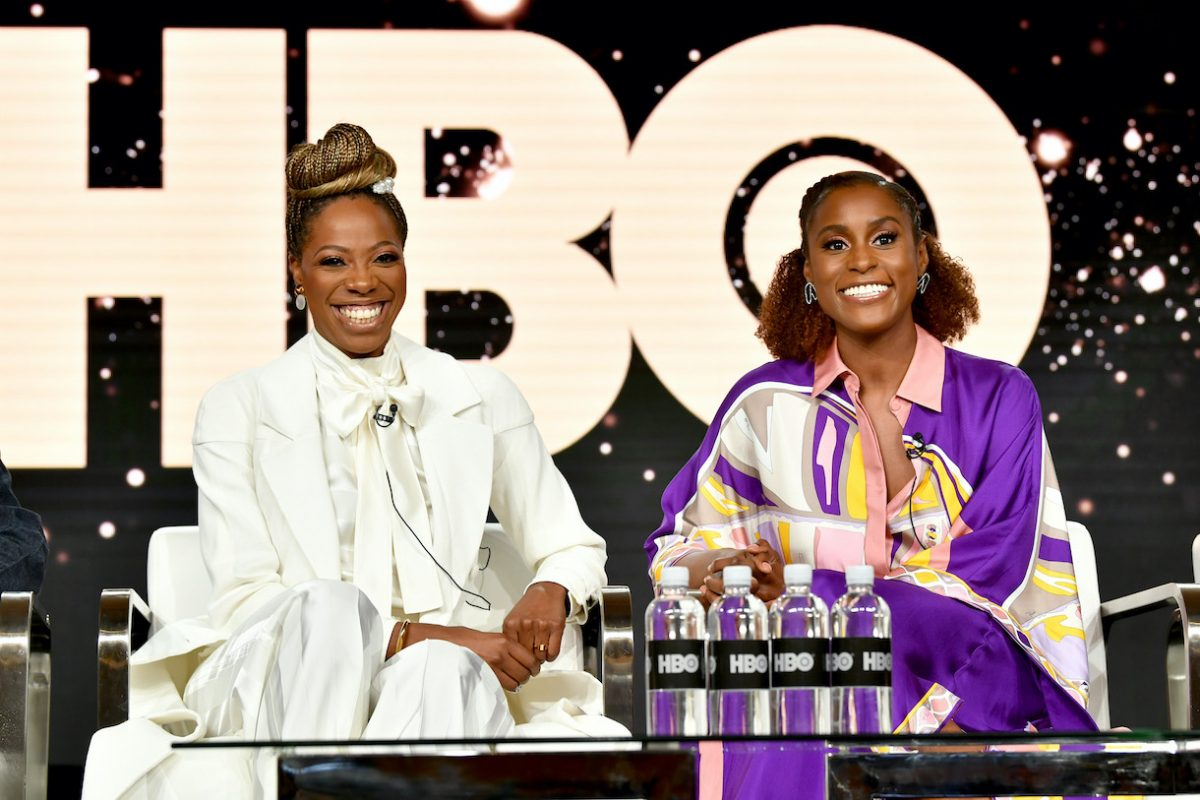 Yvonne Orji and Issa Rae of 'Insecure'