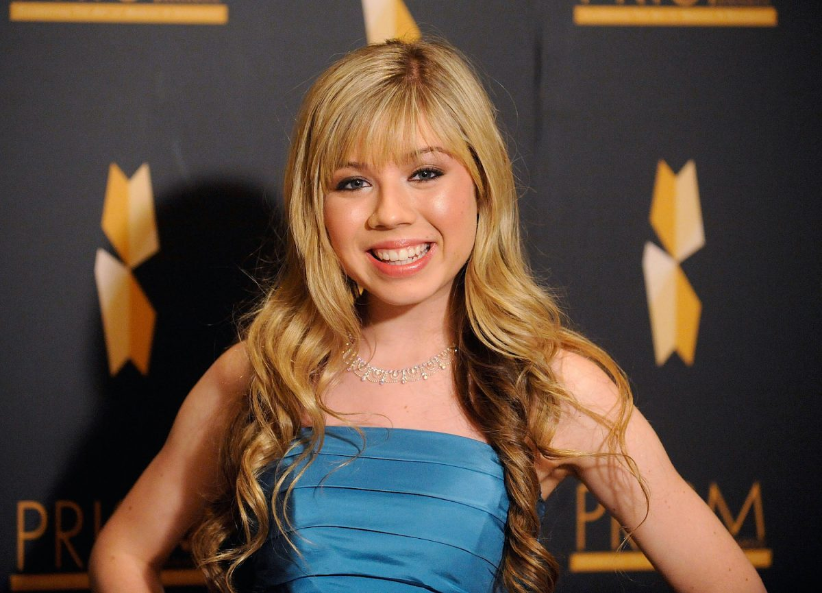 Jennette McCurdy attends The 2009 PRISM Awards