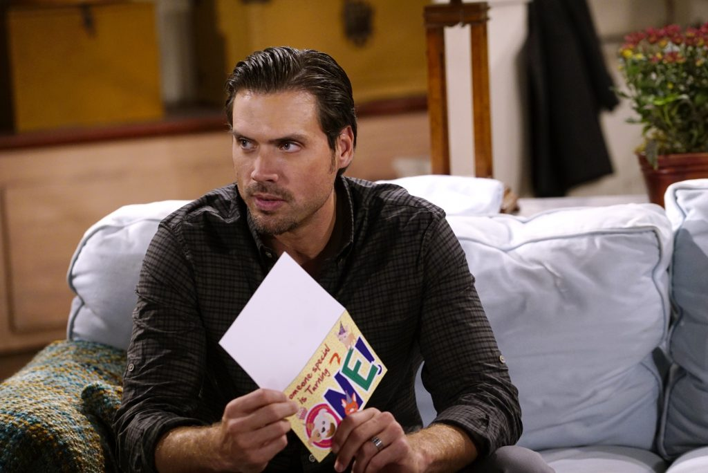 Joshua Morrow on 'The Young and the Restless' in 2015