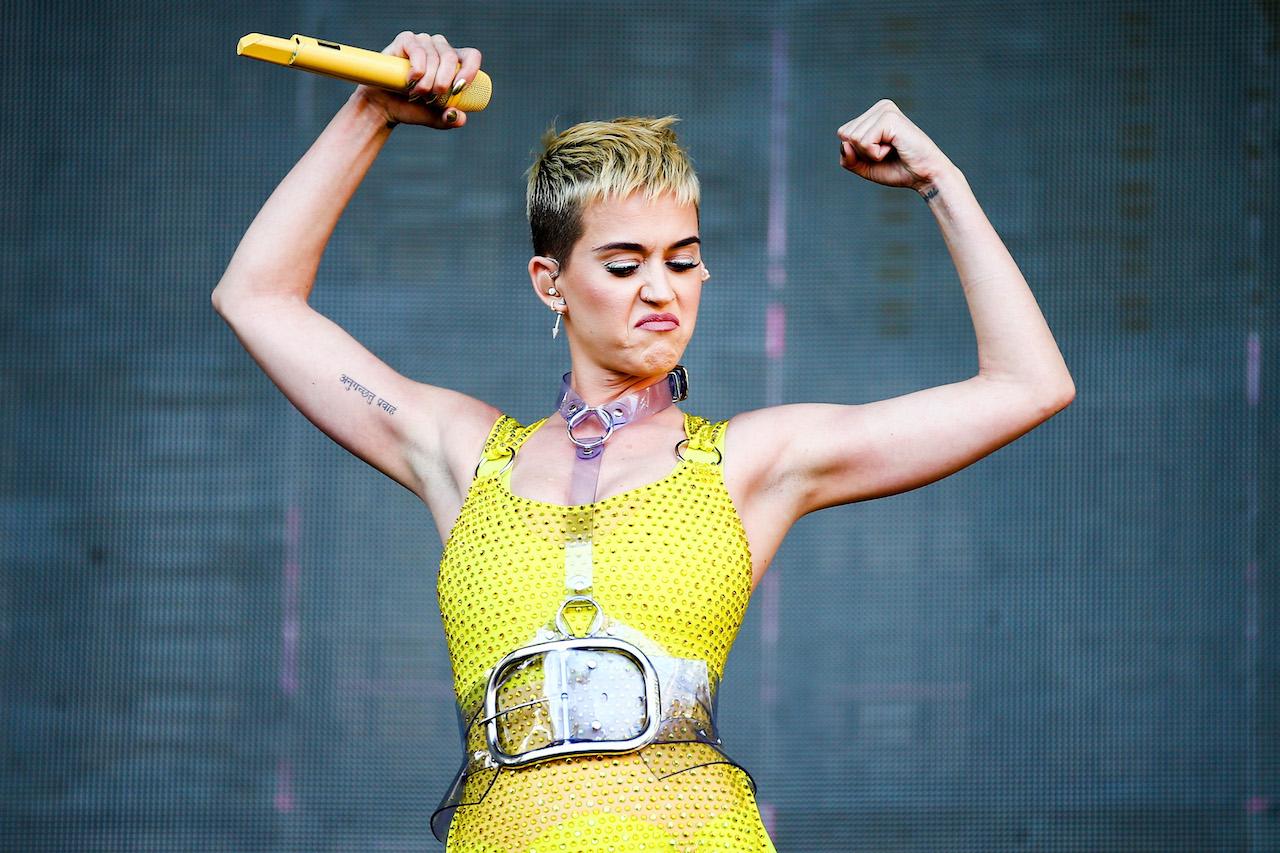 Katy Perry performs onstage during 102.7 KIIS FM's 2017 Wango Tango