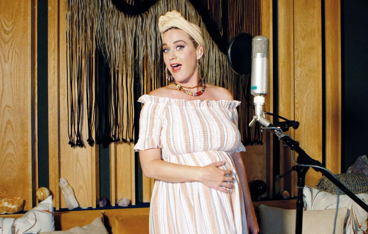 Katy Perry performs during SHEIN Together Virtual Festival to benefit the COVID-19 Solidarity Response Fund