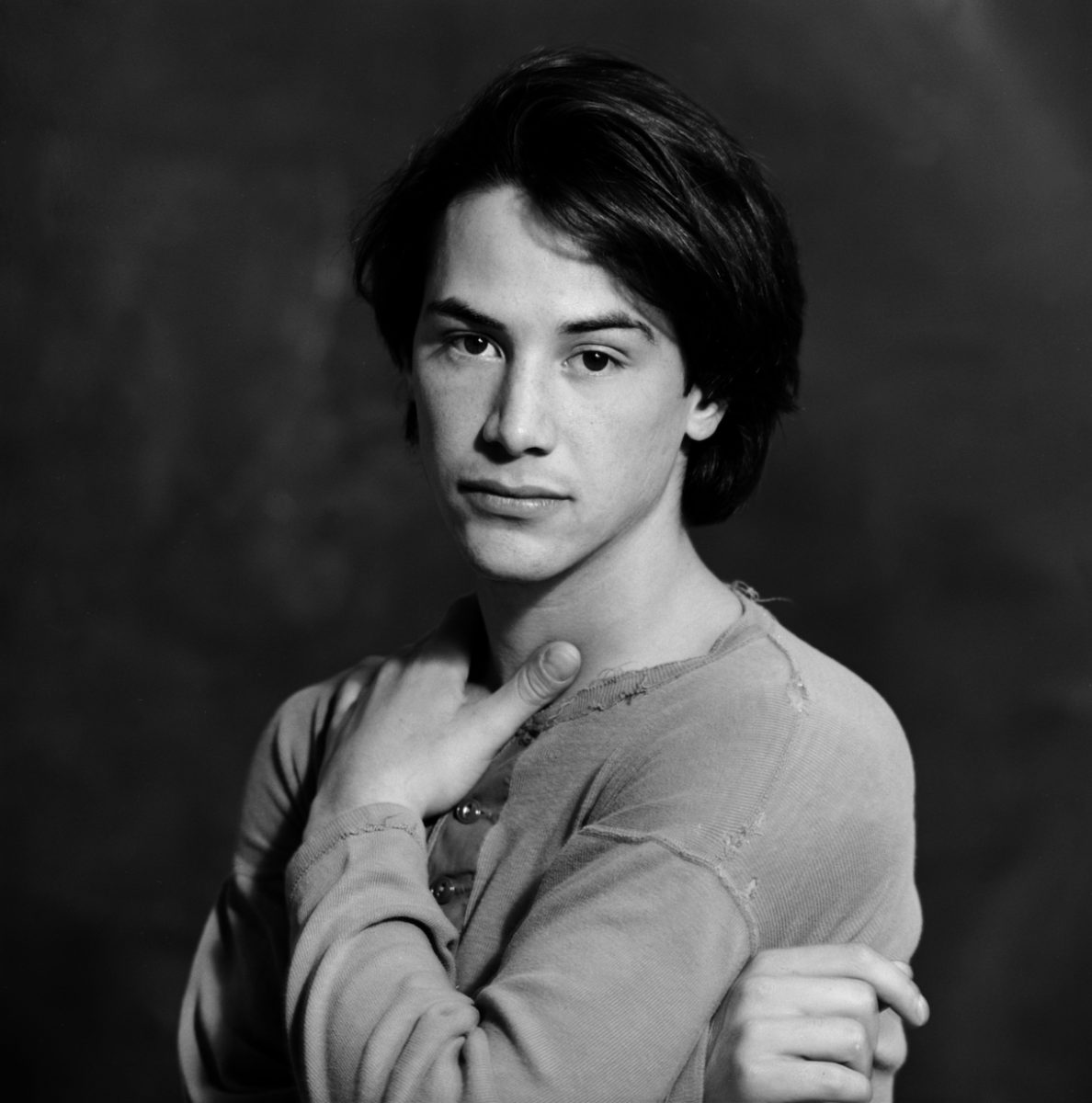 Keanu Reeves Portrait Session 1989