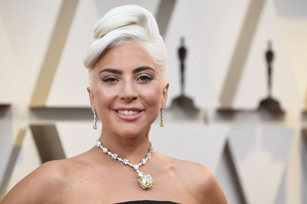 Lady Gaga attends the 91st Annual Academy Awards at Hollywood and Highland