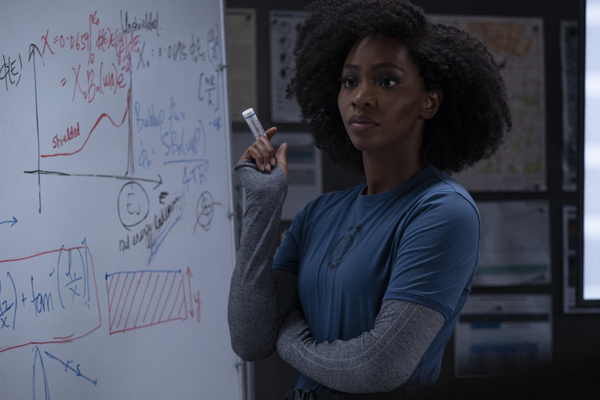 Teyonah Parris as Monica Rambeau in 'WandaVision'