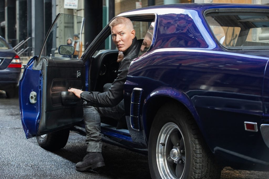 Joseph Sikora as Tommy Egan in 'Power'