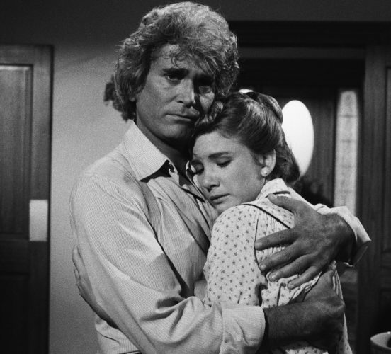 'Little House on the Prairie': Melissa Gilbert 'Fell Into a Deep Depression' After Michael Landon Died