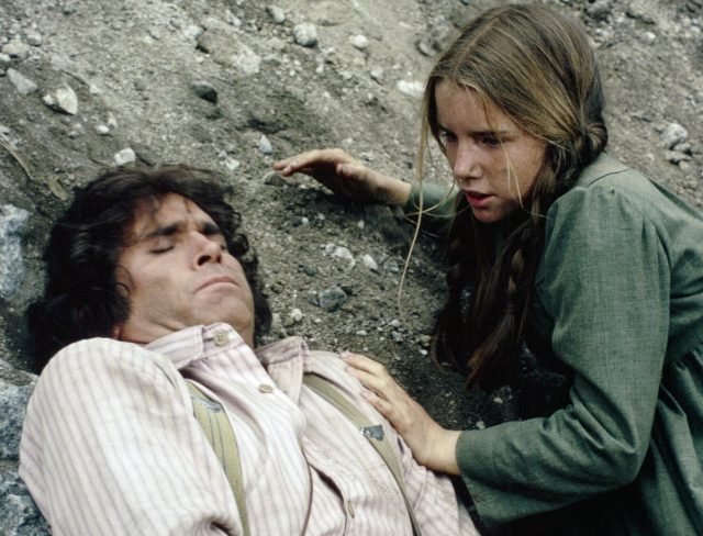 'Little House on the Prairie': Michael Landon Played With Melissa Gilbert's Emotions to Get Her to Cry on Set