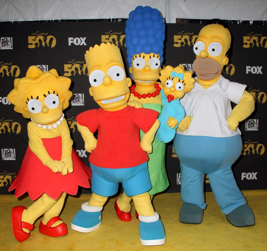 One of The Simpson' main characters was played by an actor from The Mary Tyler Moore Show's spinoff Rhoda
