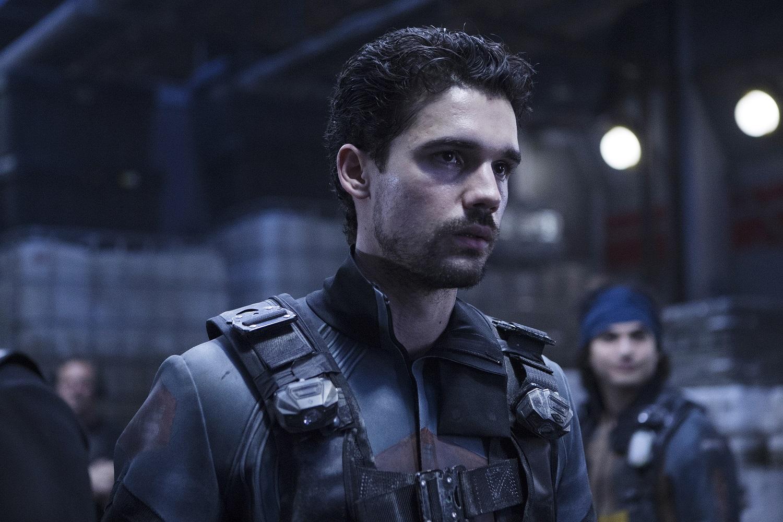 Steven Strait as James Holden of The Expanse
