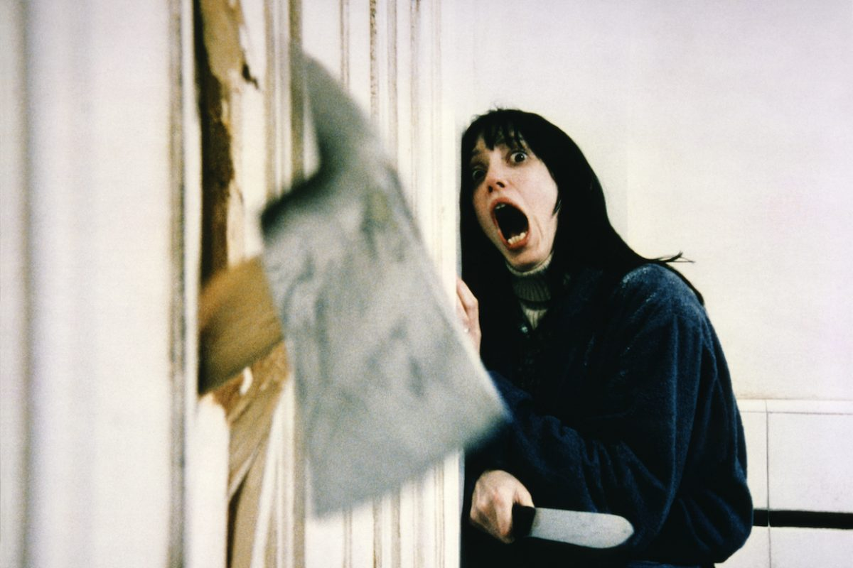 Shelley Duvall in 'The Shining' as Wendy Torrance