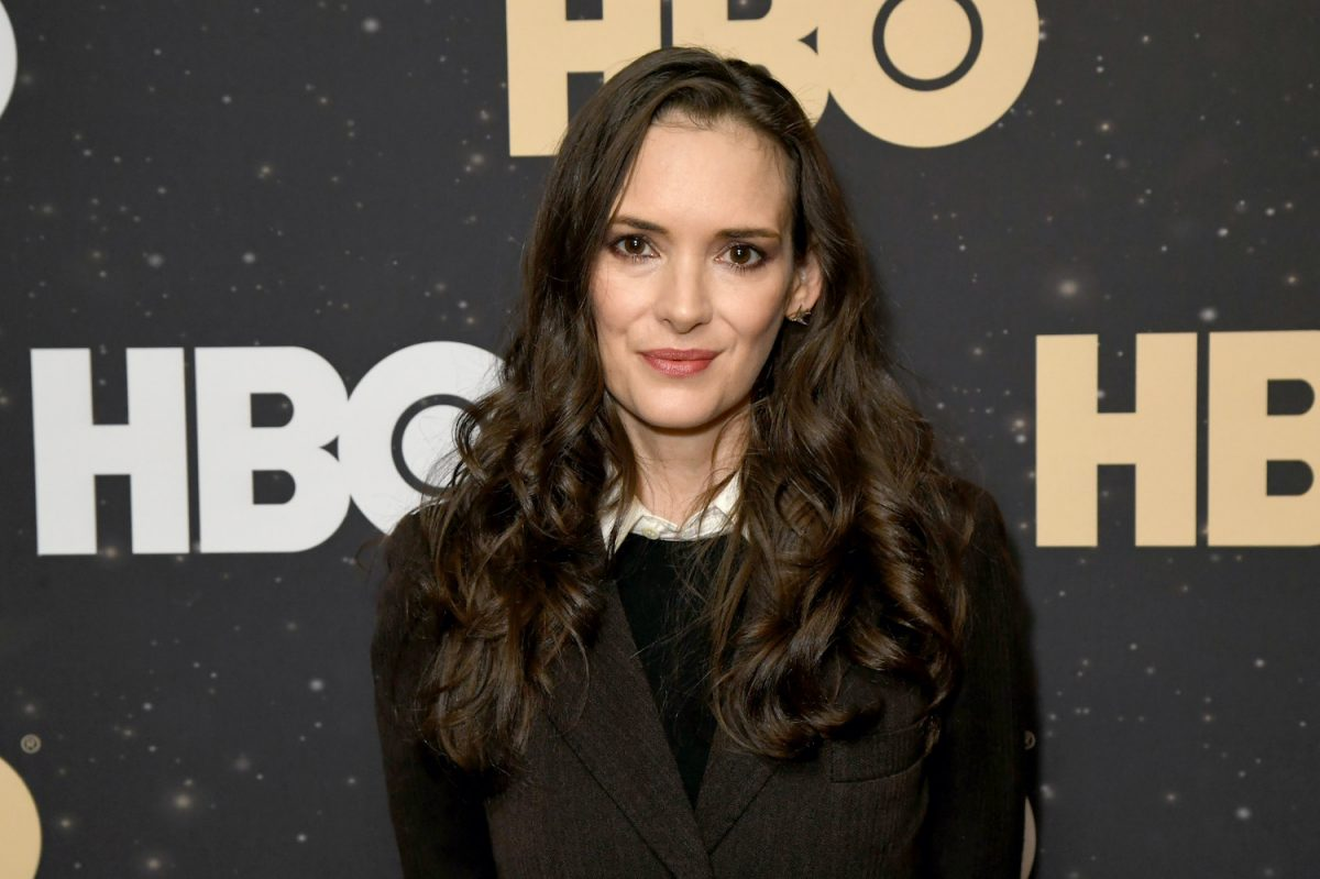 Winona Ryder of 'The Plot Against America' at the 2020 Winter Television Critics Association Press Tour