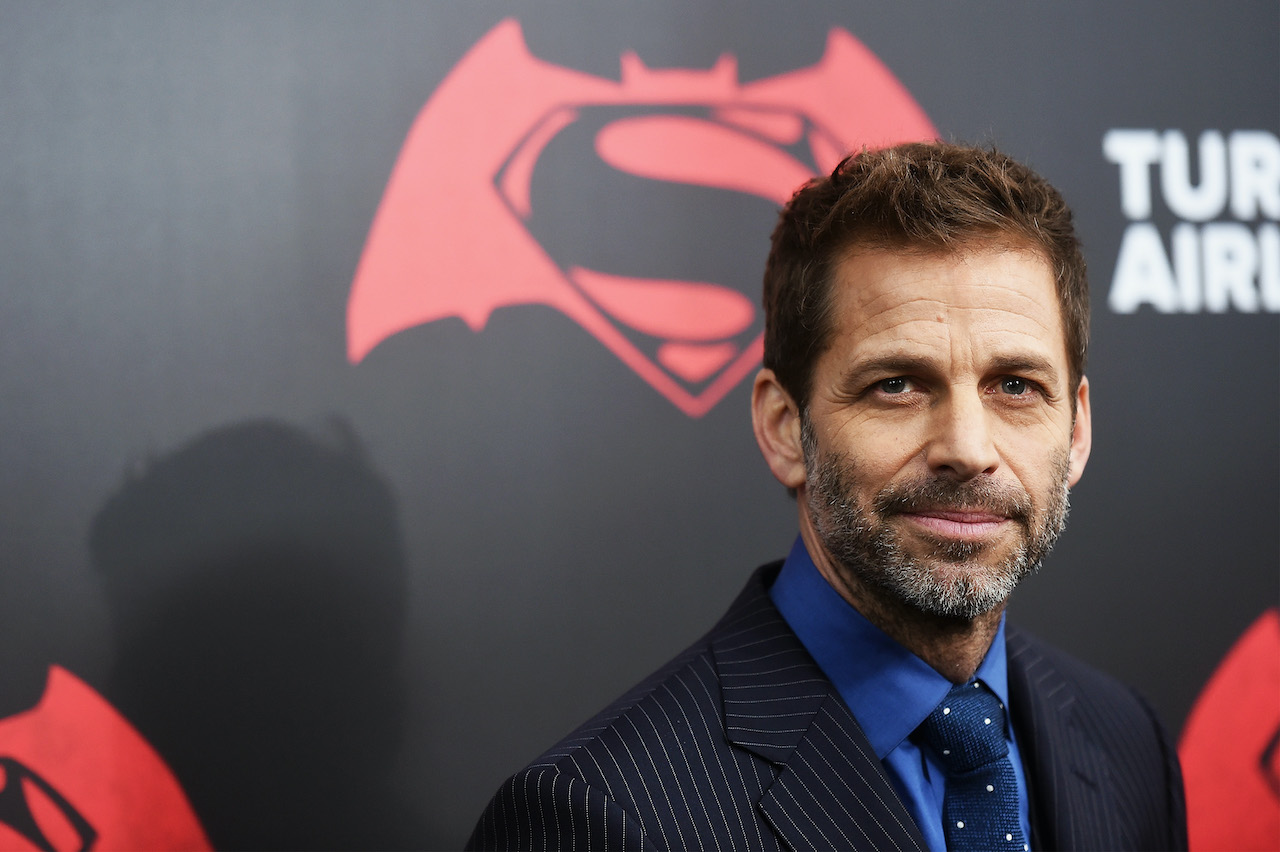 "Zack Snyder attends the ""Batman V Superman: Dawn Of Justice"" New York Premiere"