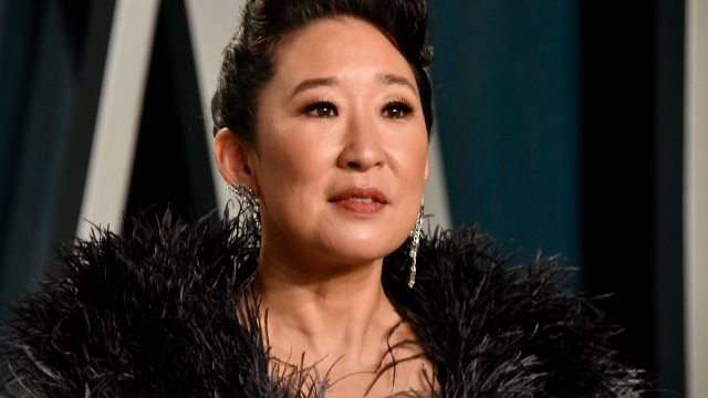 Sandra Oh Speaks Out at 'Stop Asian Hate' Rally in Pittsburgh