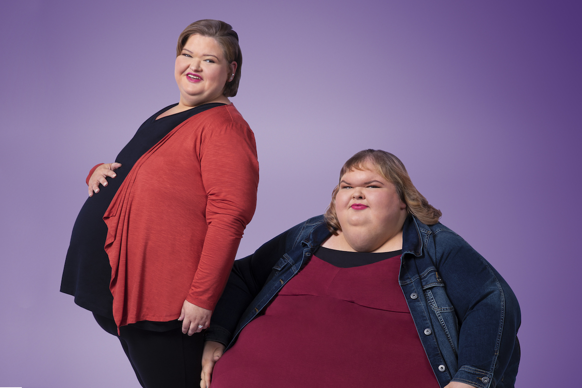 1000-Lb Sisters stars Amy Slaton and Tammy Slaton