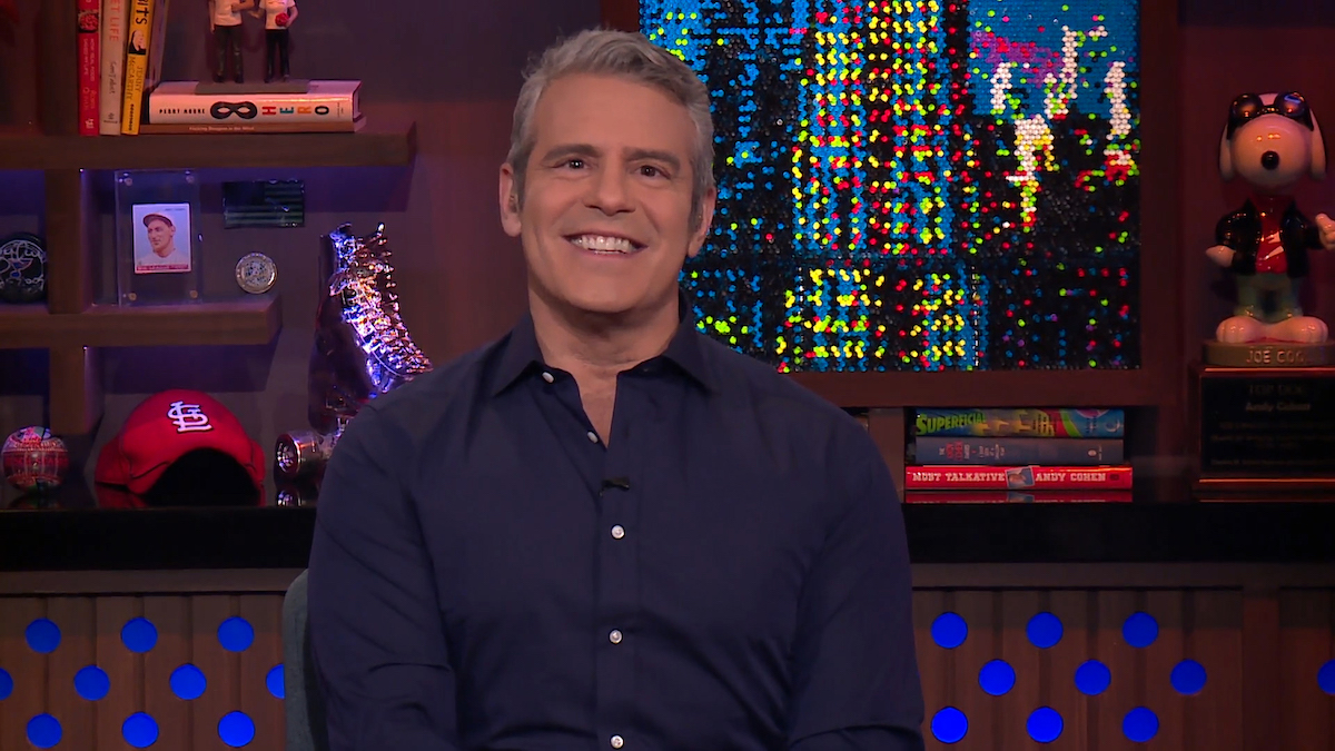 Andy Cohen on 'WWHL'