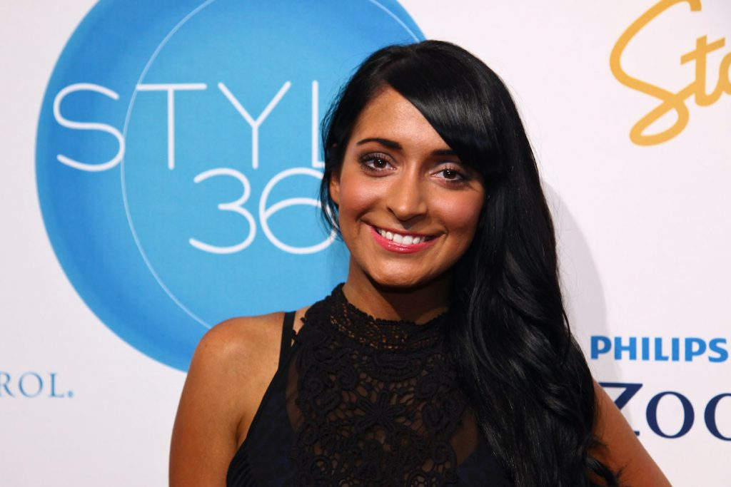 Angelina Pivarnick, who suffered a miscarriage in 2011