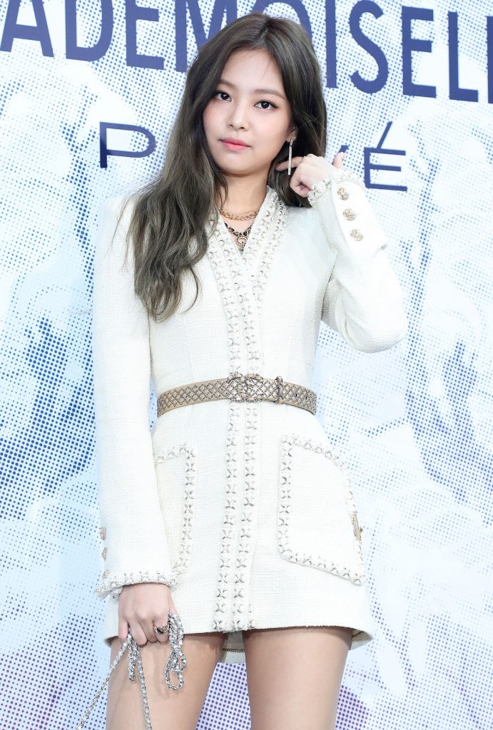 BLACKPINK Jennie at Chanel event