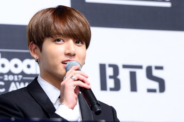 BTS's Jungkook Says the Pandemic Has Helped Him Mature as a Person