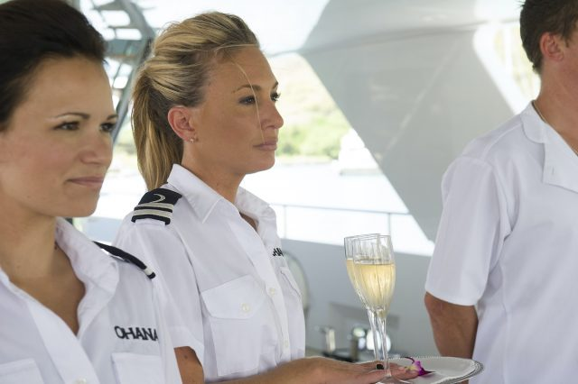 'Below Deck': Kate Chastain Says Crew Who Claim They Don't Watch the Show Are Either 'Stupid or Lying'