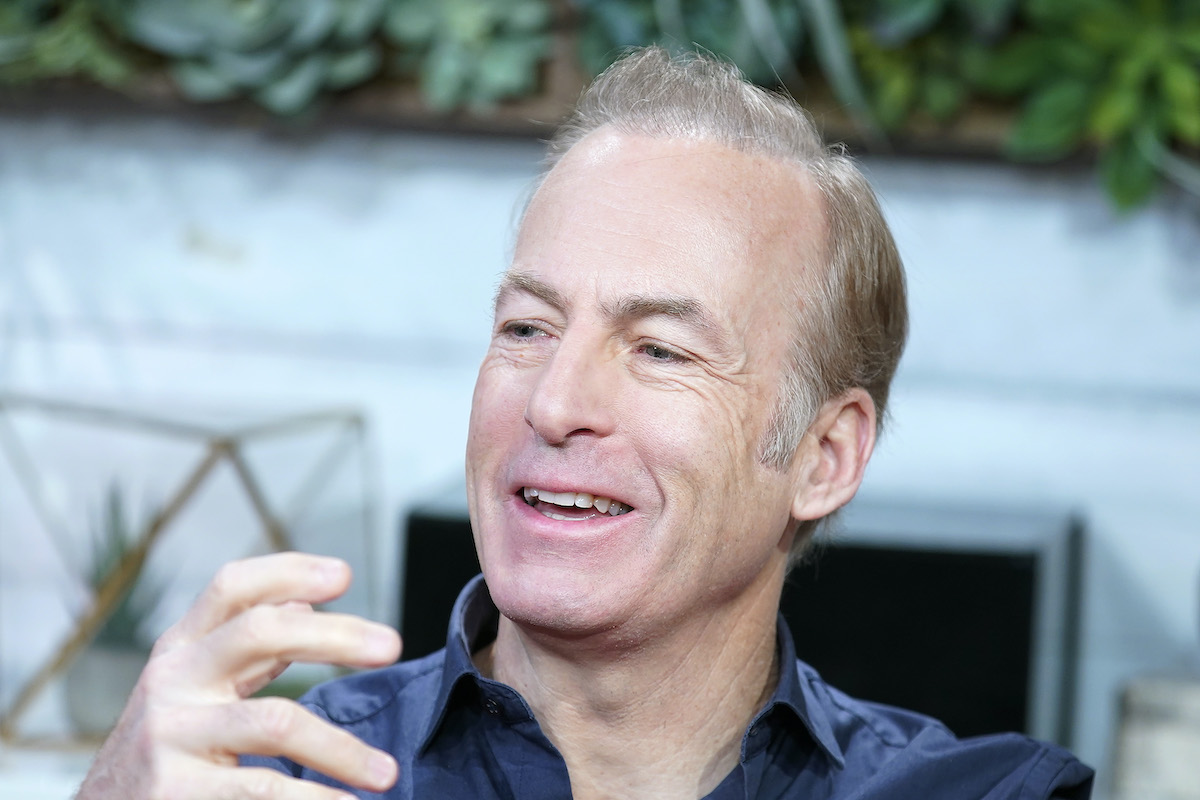 Bob Odenkirk during BuzzFeed's 'AM To DM' in 2020