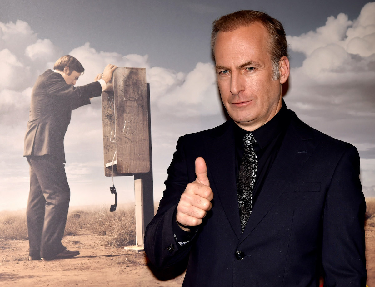Bob Odenkirk at the Better Call Saul premiere