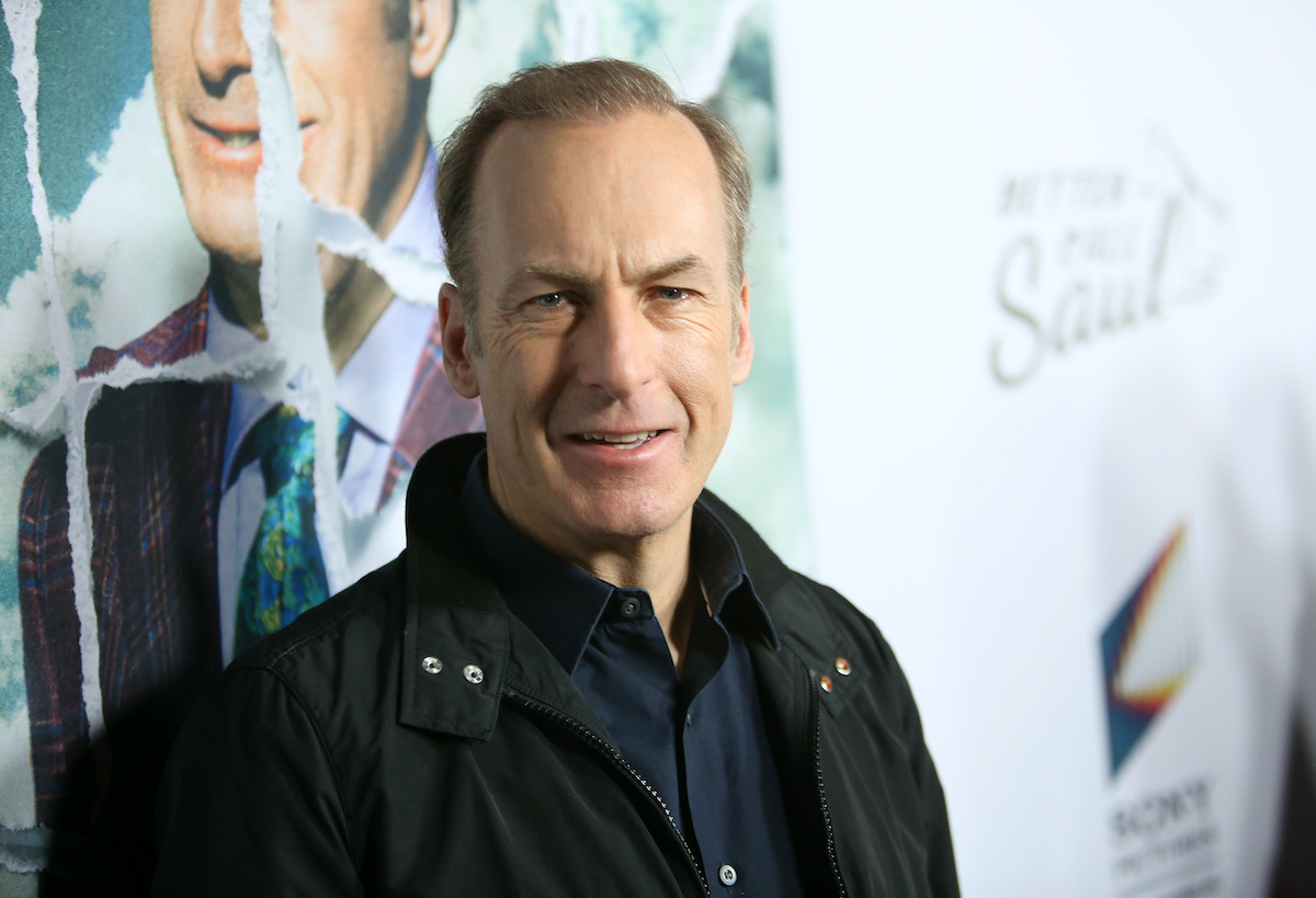 Bob Odenkirk at the premiere of 'Better Call Saul' Season 5