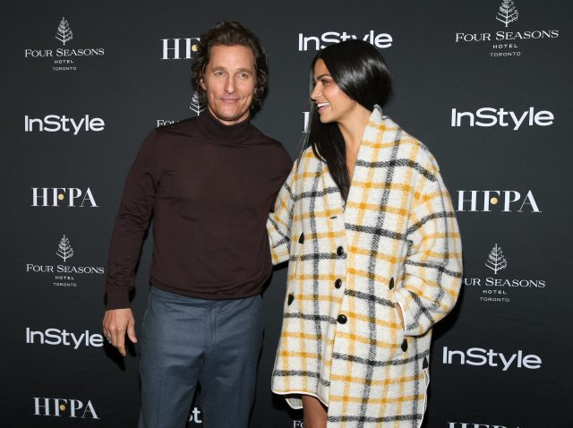 Matthew McConaughey Says Camila Alves Encourages Him to Do 2 Things Without Her
