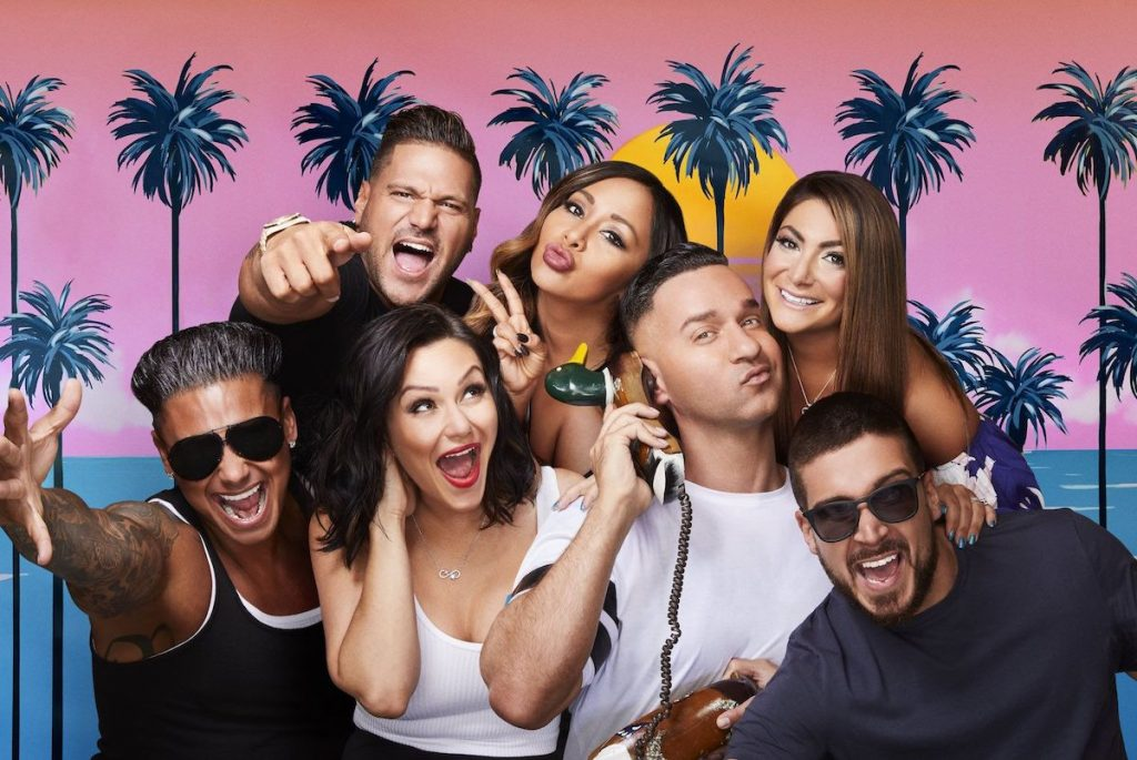 The cast of 'Jersey Shore: Family Vacation' who are filming season 4