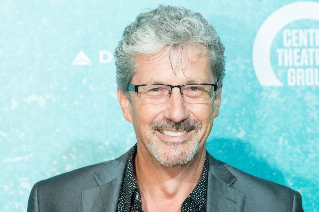 Charles Shaughnessy of The Nanny
