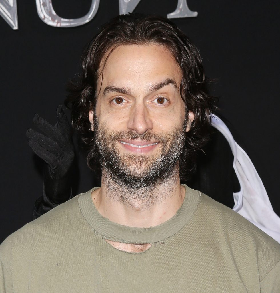 A headshot of Chris D'Elia