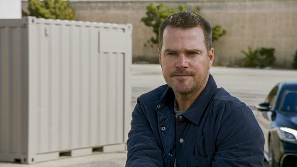 Chris O'Donnell as Special Agent G. Callen on NCIS: Los Angeles |  CBS via Getty Images