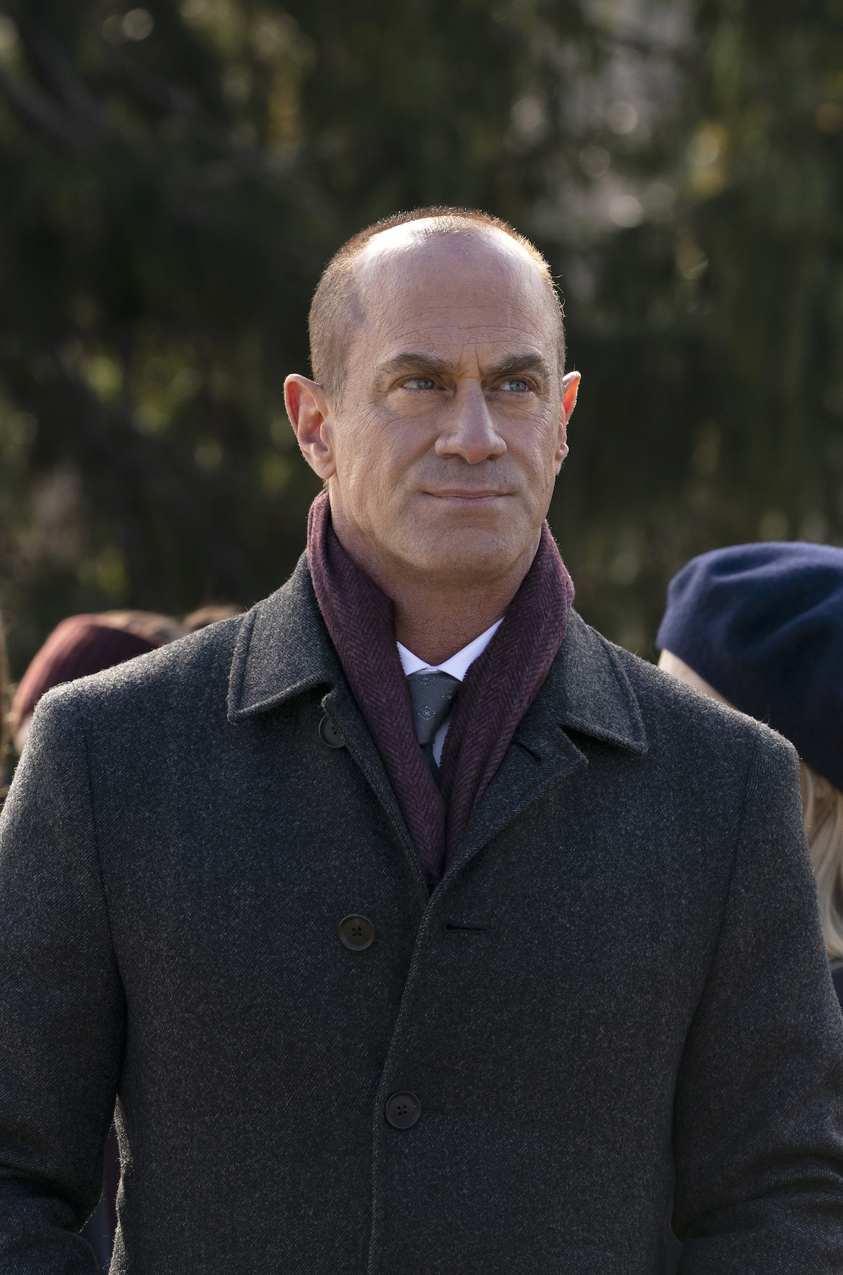 Christopher Meloni in 'Law & Order: Organized Crime'