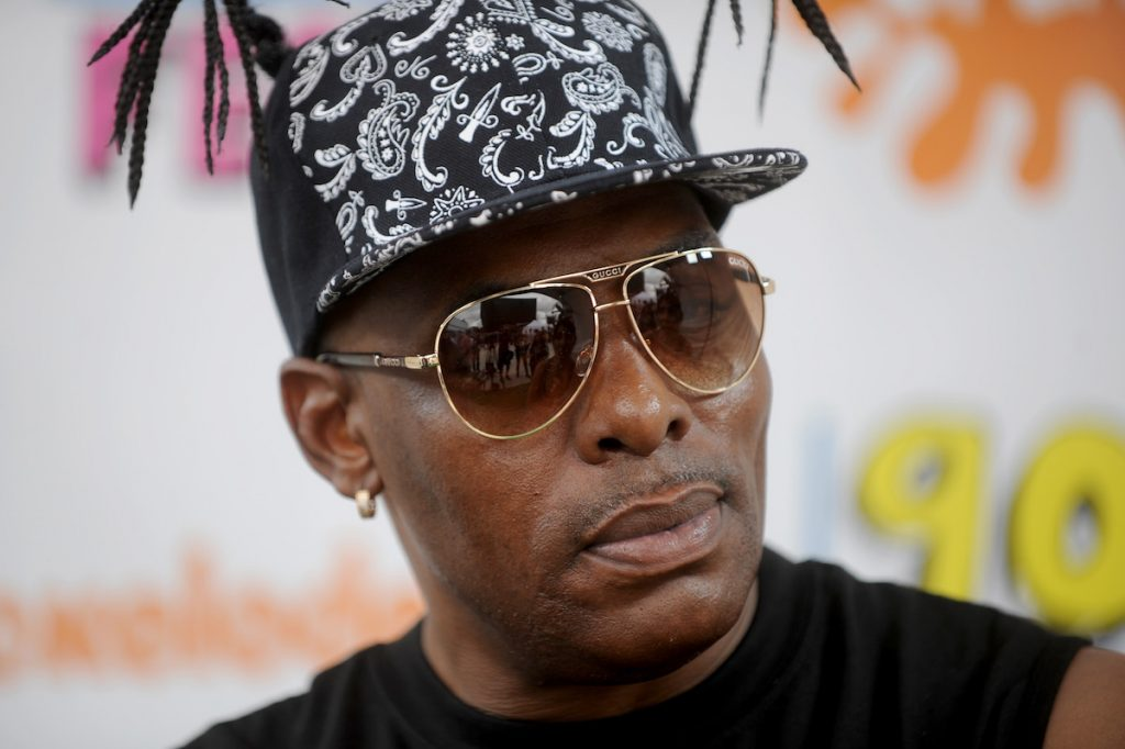 Coolio attends 90sFEST Pop Culture and Music Festival on September 12, 2015 in Brooklyn, New York.