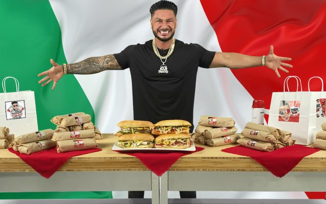 'Jersey Shore' Star Pauly DelVecchio and 6 Other Celebrities With Ghost Kitchens