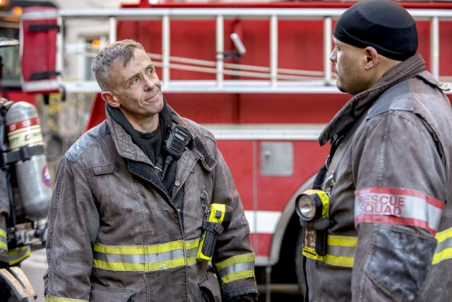 'Chicago Fire': Herrmann and Cruz are in Danger and Some Big News