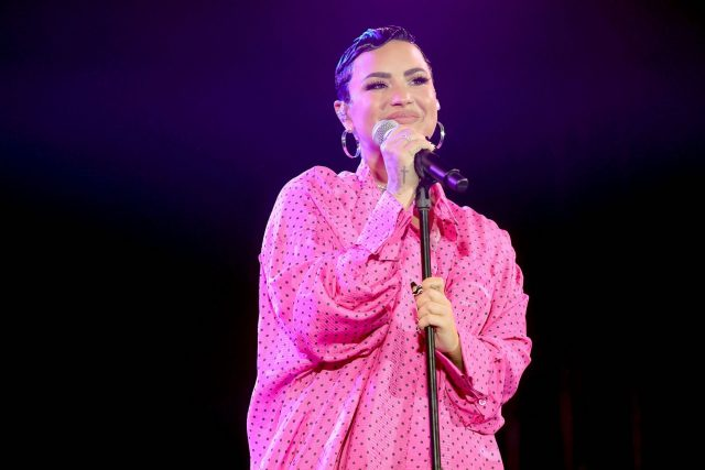 Demi Lovato Says She's 'California Sober' — What Does That Mean?