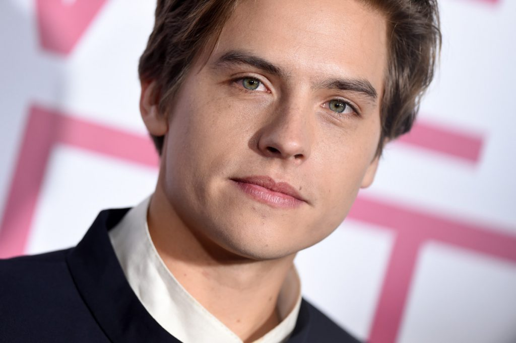 Dylan Sprouse attends the premiere of Lionsgate's 'Five Feet Apart' at Fox Bruin Theatre on March 07, 2019 in Los Angeles, California.