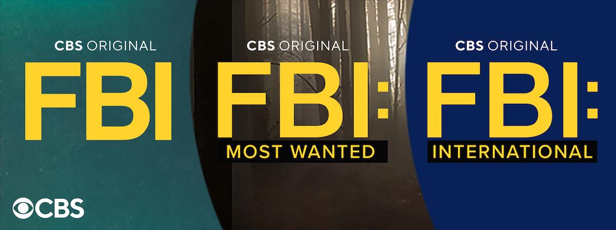 FBI tv shows logos