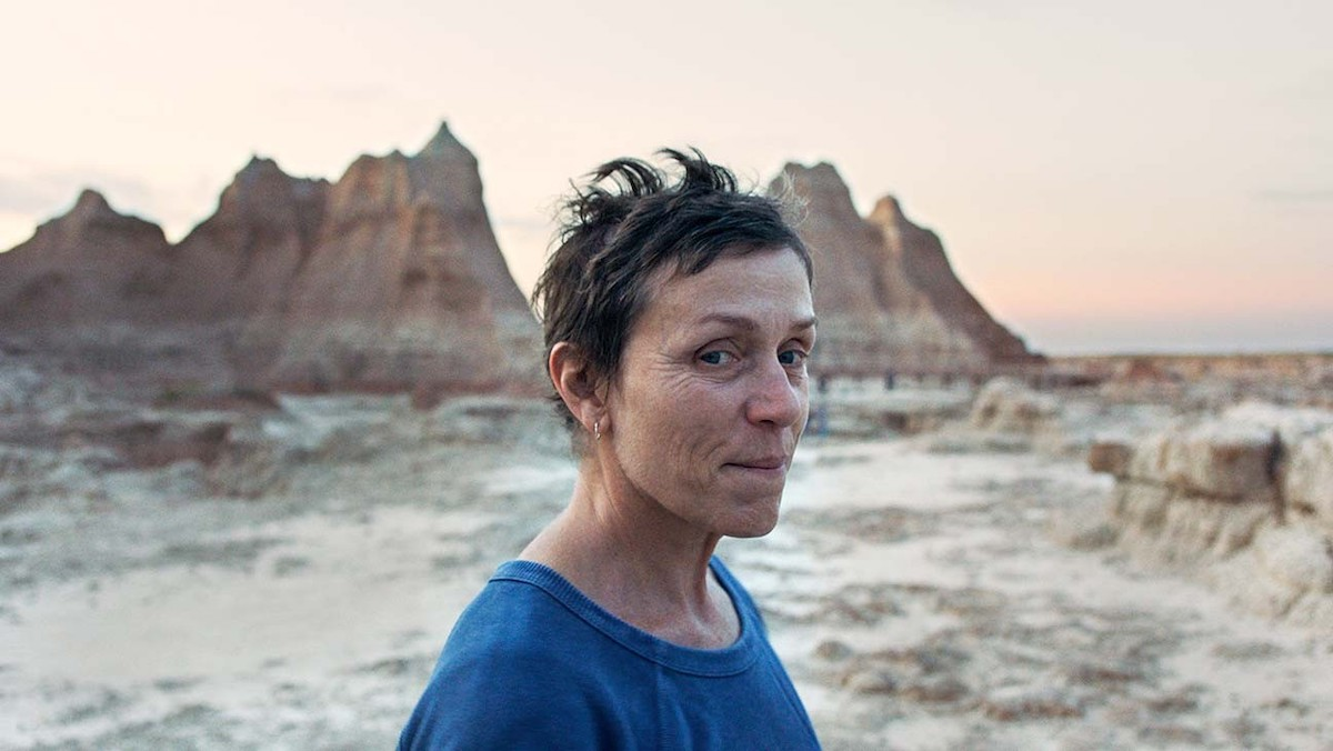 Frances McDormand in 'Nomadland'