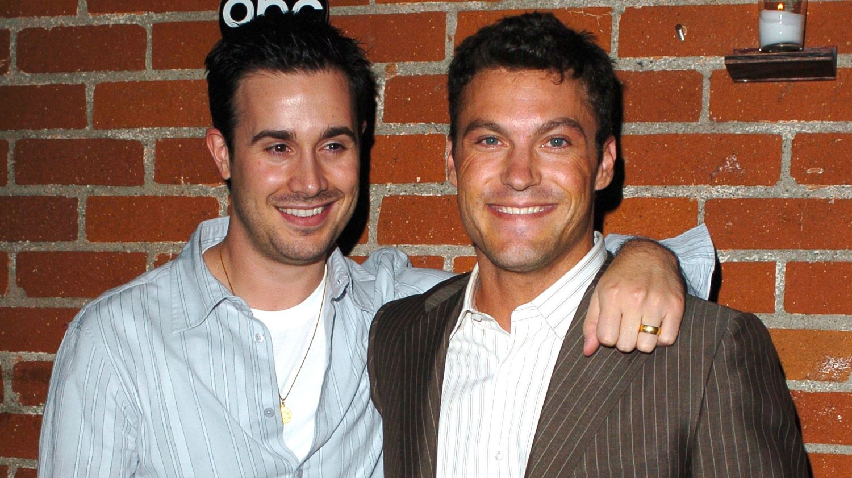 Freddie Prinze Jr. and Brian Austin Green