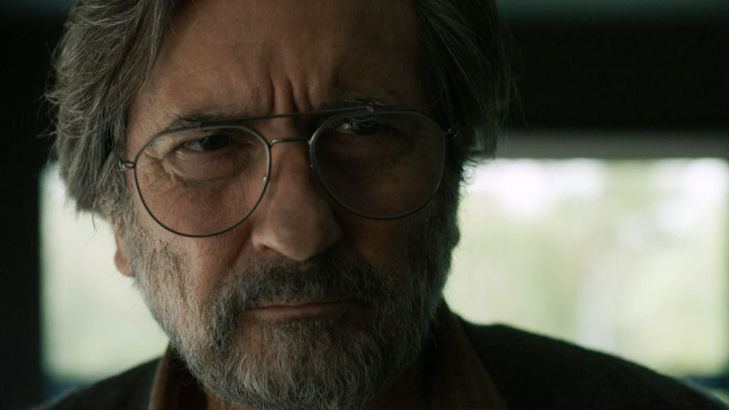 """Griffin Dunne as Nick """"Nicky"""" Pearson on 'This Is Us Season 5 Episode 11"""